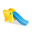icon slide vector image vector image