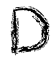D Brushed vector image
