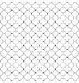 abstract seamless pattern of regularly repeating vector image vector image