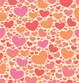 Color sweet All Lovers Day Valentine pattern vector image vector image