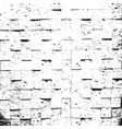 grid overlay texture vector image vector image