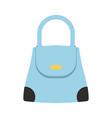women fashion bag vector image vector image