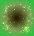 abstract star explosion nebula vector image vector image