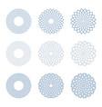 design element set vector image
