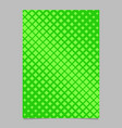 geometrical abstract halftone diagonal square vector image vector image
