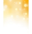 glittery christmas background vector image vector image