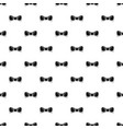 man bow tie pattern seamless vector image vector image