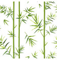 bamboo pattern japanese seamless texture vector image vector image