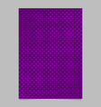 halftone square pattern background page design vector image vector image