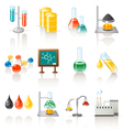 Chemical objects vector | Price: 3 Credits (USD $3)