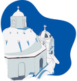 Greek Islands vector image
