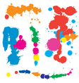 Paint Splatter vector image