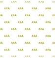 Translation from japanese to english pattern vector image vector image
