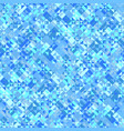 seamless geometrical pattern background vector image vector image
