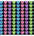 color love vector image