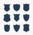 badges and labels colelction vector image vector image