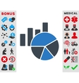 Charts Icon vector image