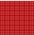 Seamless red cell background vector image