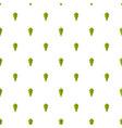 oak leaf pattern seamless vector image vector image