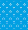 compass pattern seamless blue vector image vector image