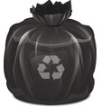 Garbage Bag vector image vector image
