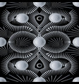 greek modern seamless pattern vector image
