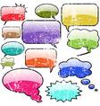 Speech bubble design