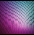 abstract technological waveform background vector image vector image
