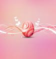 easter egg background 0603 vector image vector image