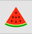 watermelon sign icon ripe fruit business concept vector image