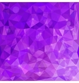 Abstract Polygonal Background Modern Geometric vector image vector image