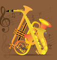 Musical instrument vector image