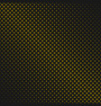 retro halftone dot pattern background design vector image vector image
