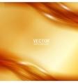 Beautiful Gold Satin vector image vector image