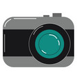 painting a camera or color vector image vector image