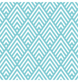big triangle chevron pattern background vector image vector image