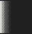 comic halftone background vector image vector image