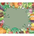 doodle set apiary vector image