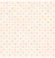 Peach square pattern seamless
