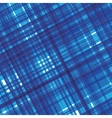 Abstract background Blue stripes design vector image