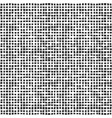 fabric seamless pattern with textile mesh texture vector image vector image