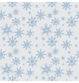 Holiday seamless background vector image vector image