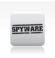 spyware icon vector image vector image