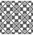 art deco background vector image vector image