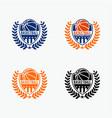 basketball5 vector image vector image