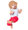 cartoon child vector image vector image