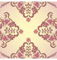 Ornamental round vintage pattern vector image vector image