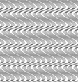 Flat gray with hatched vertical waves vector image
