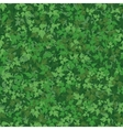 Seamless background maple leaves vector image