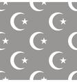 Islam seamless pattern vector image vector image